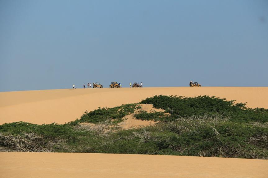 La Guajira y el Cabo de laVela