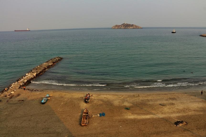 La Bahia de SantaMarta
