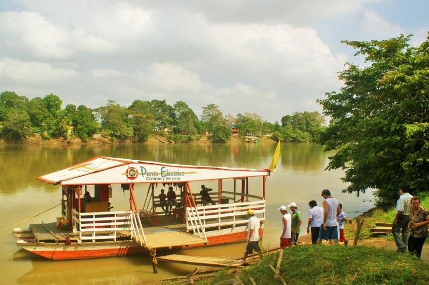 Rio Sinu - Monteria