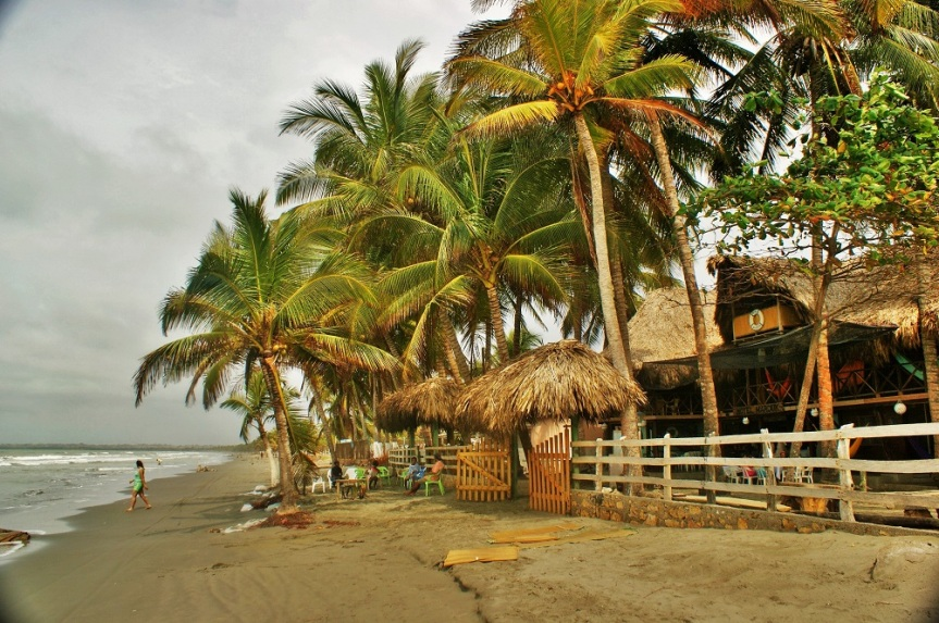 Playas de Moñitos