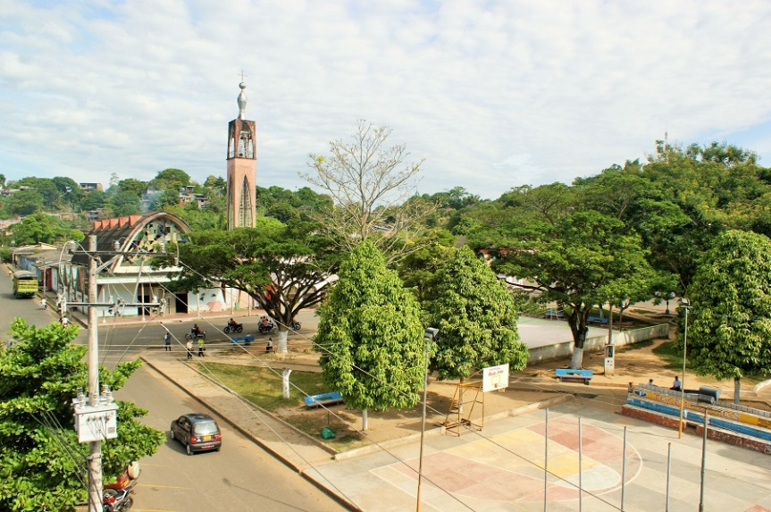 Municipio de San Vicente del Caguan