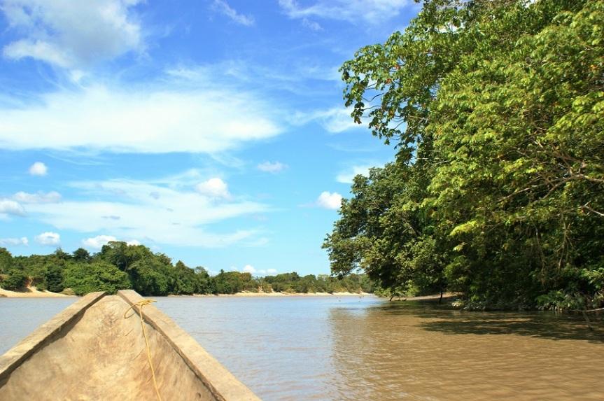 El Rio Guayabero