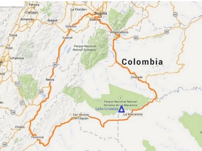 mapa-de-ruta-cano-cristales-macarena