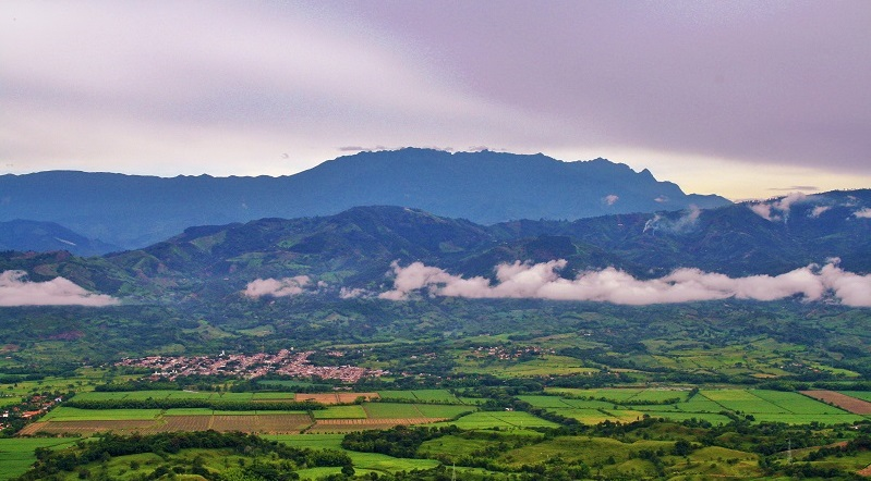 Cerro Tatama y Vitervo