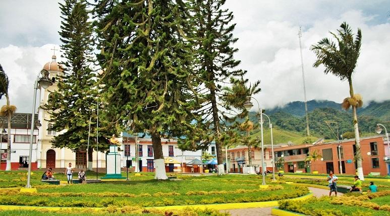 Municipio de Puerto Rico - Risaralda