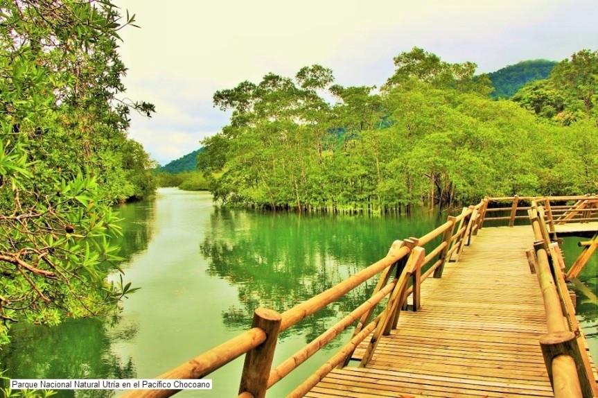 Parque Nacional NaturalUtría