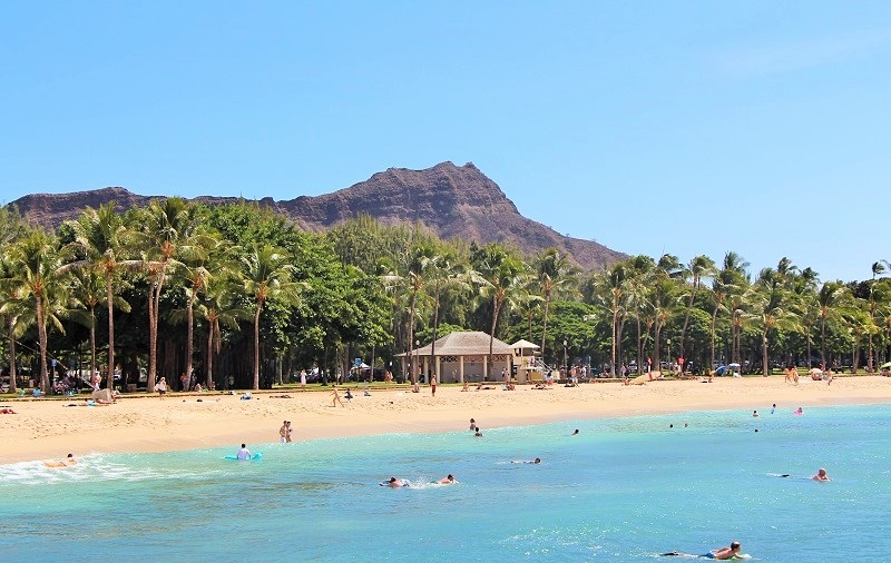 Isla de Oahu – Honolulu