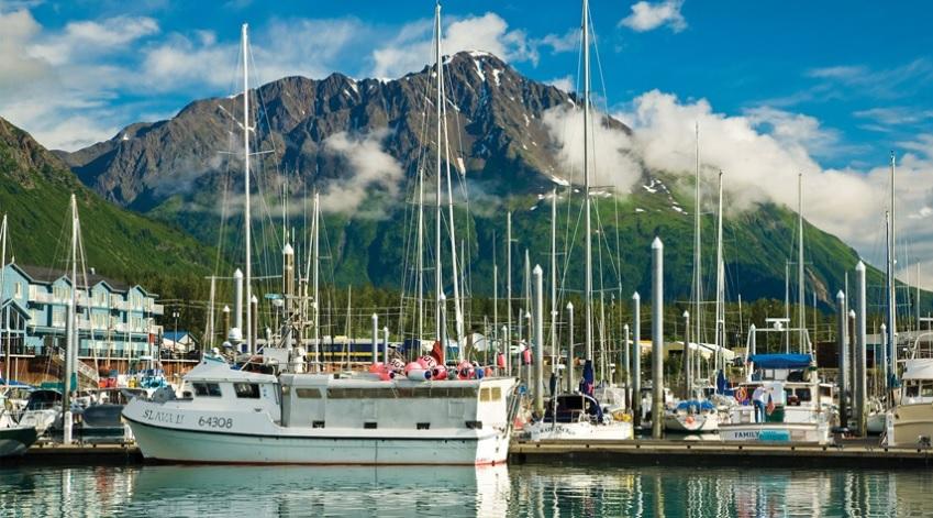 Seward en Alaska
