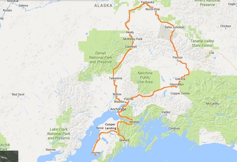 alaska-mapa-ruta
