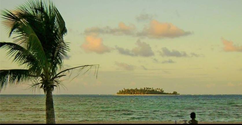 Johnny Cay en la Isla de SanAndres