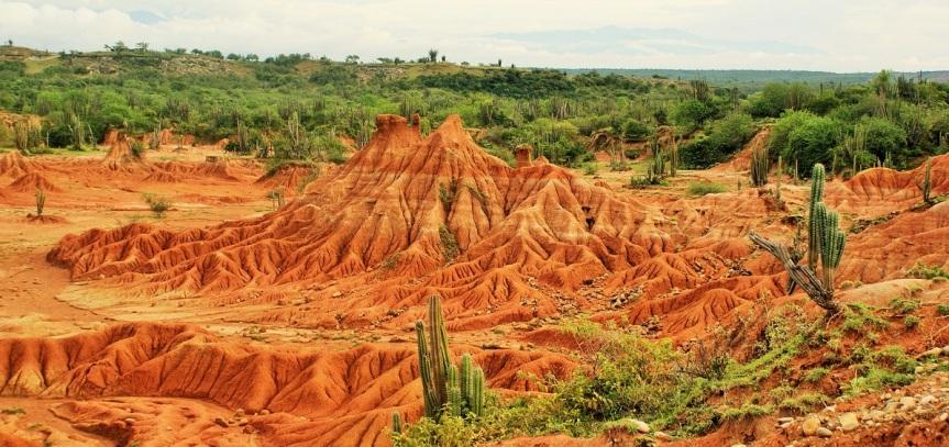 El Desierto de laTatacoa