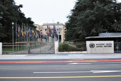 Naciones Unidas en Ginebra
