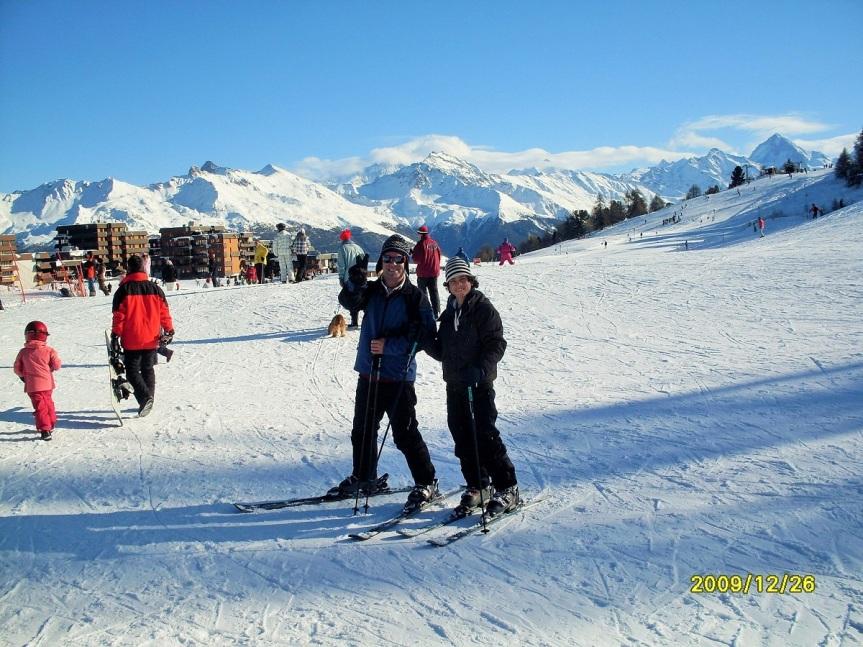 Suiza – Veysonnaz