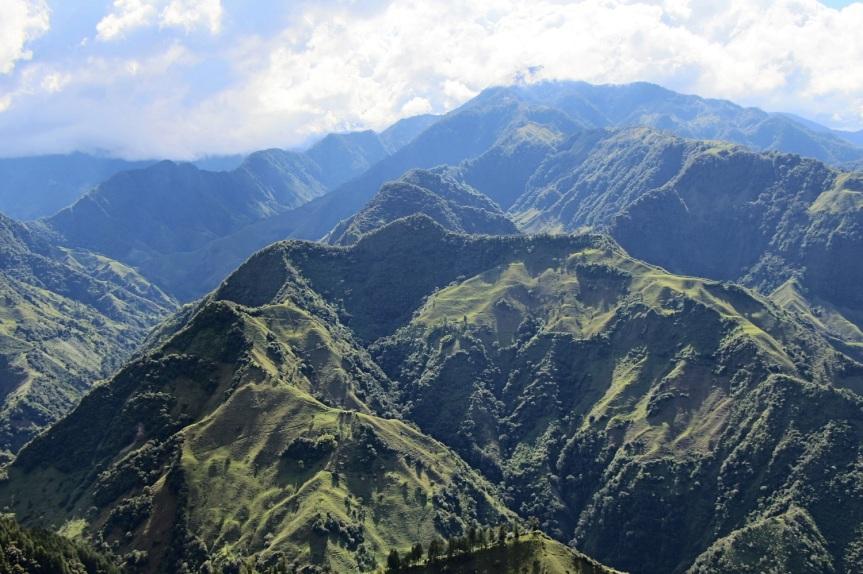 Cordillera Central deColombia