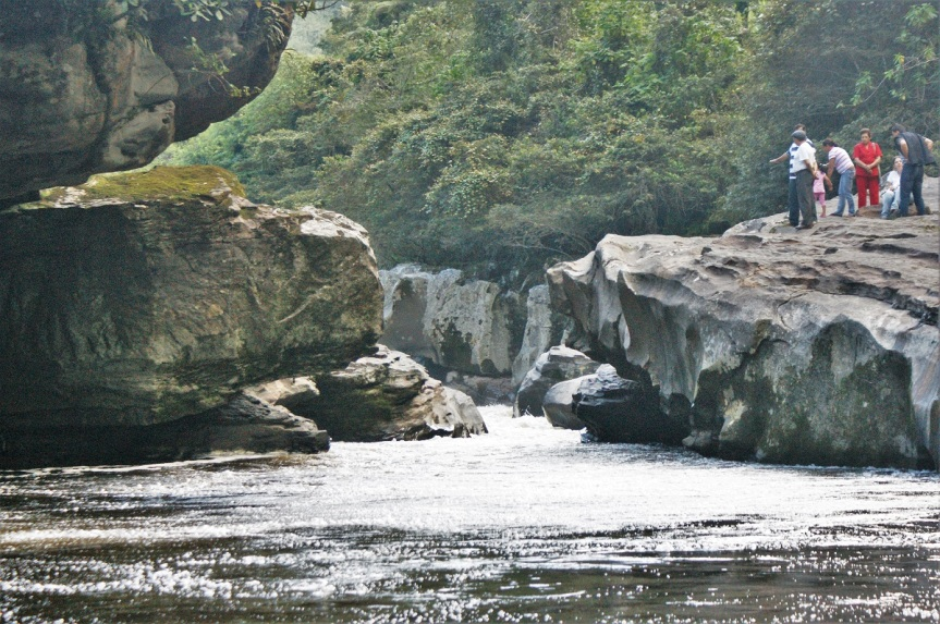 El Estrecho del RioMagdalena