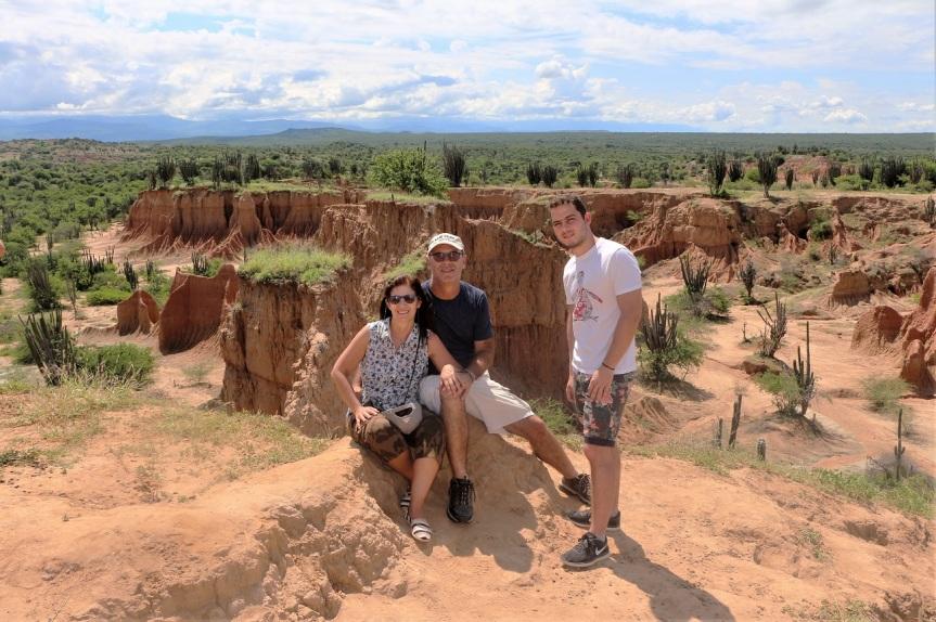 Paseo al Desierto de laTatacoa