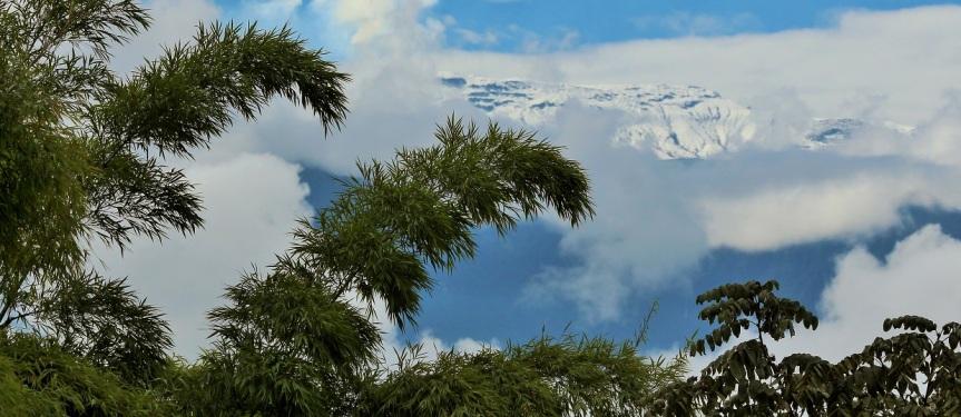 El Nevado delRuiz
