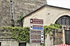 BARRIO HISTORICO DE SULTAHMET-istambul-turquia
