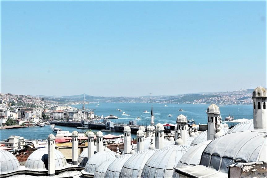 Paseo por Turquía conRamasan