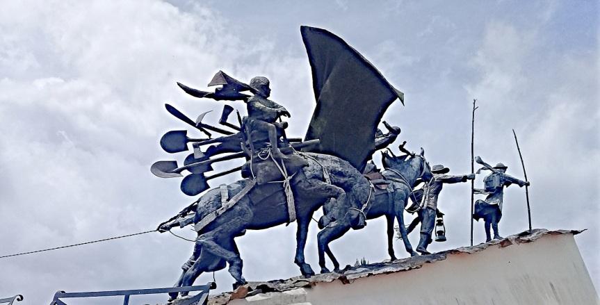 Monumento a los Colonizadores deCaldas