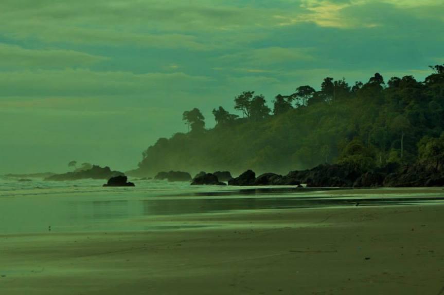 Playas del PacíficoColombiano