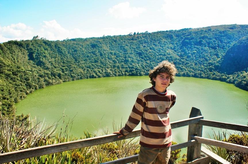 La Laguna deGuatavita