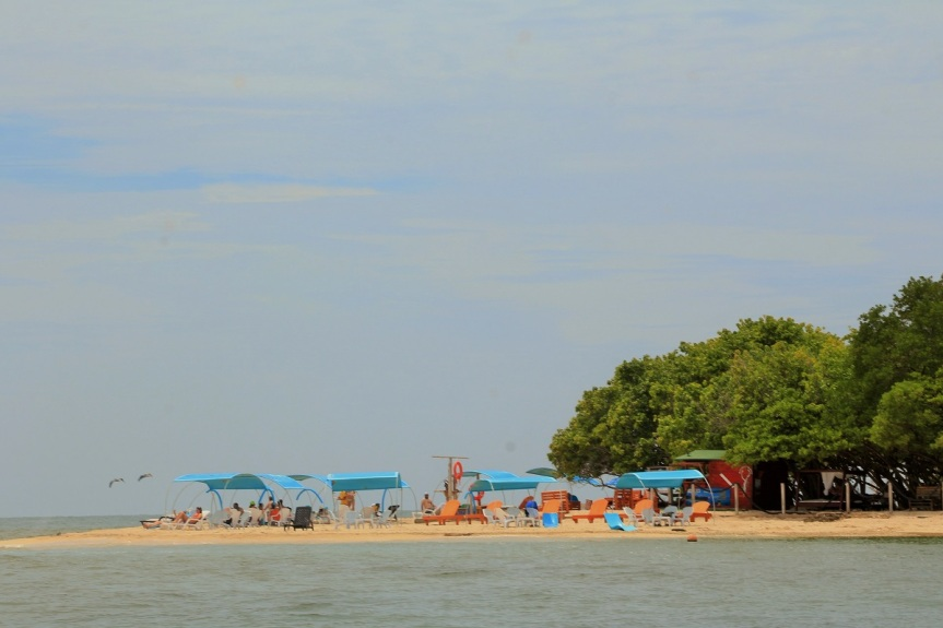 Las Islas del Rosario enCartagena