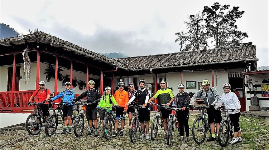 Paseo en Bici al Hostal LaLaguna.