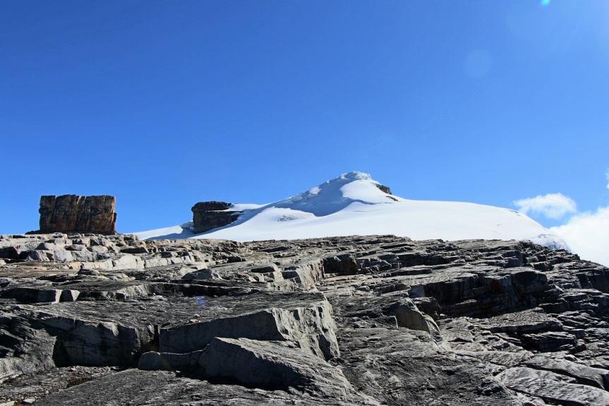 El nevado delCocuy