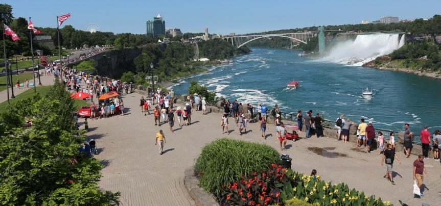 Cataratas del Niagara enCanada