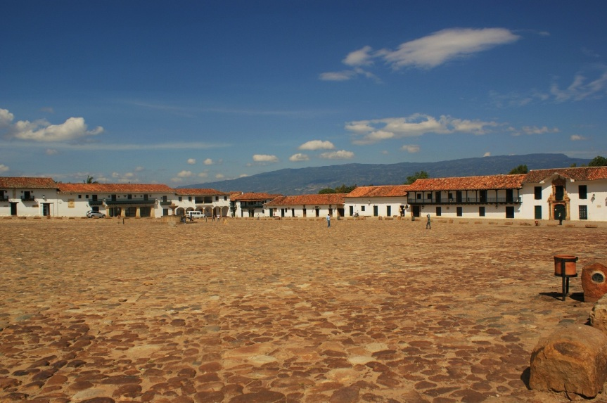 Villa de Leyva enBoyacá