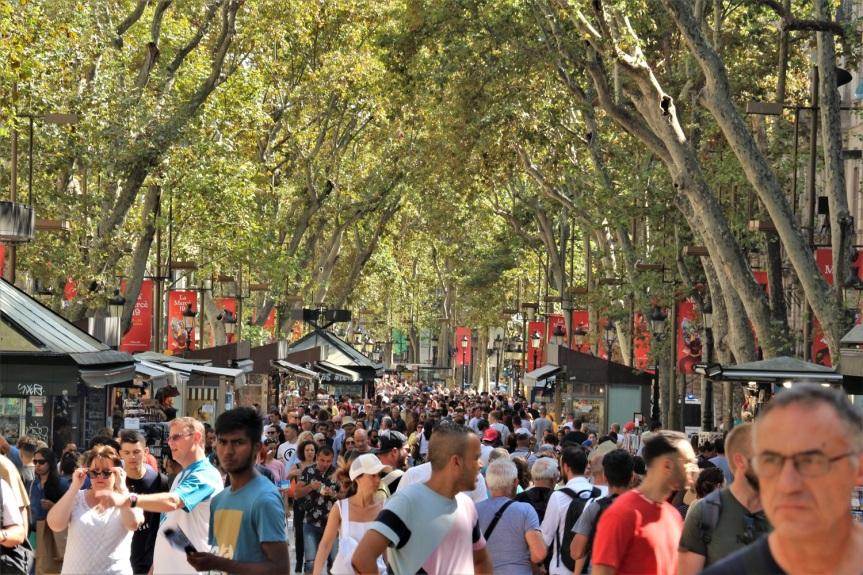 Nuestros Días enBarcelona