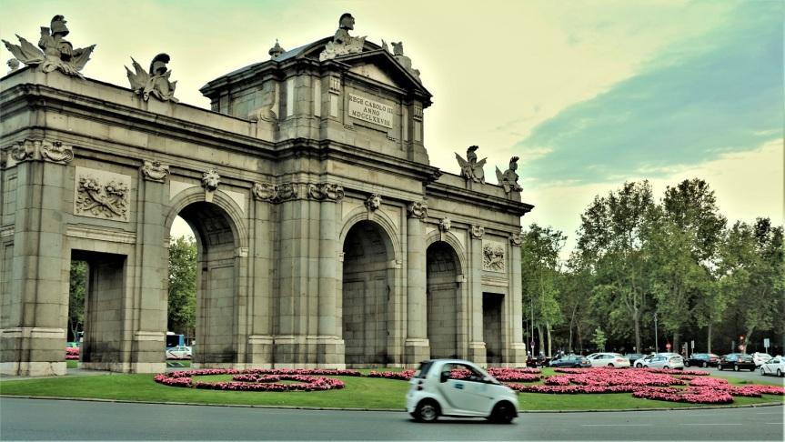 Nuestros Días en Madrid yToledo.