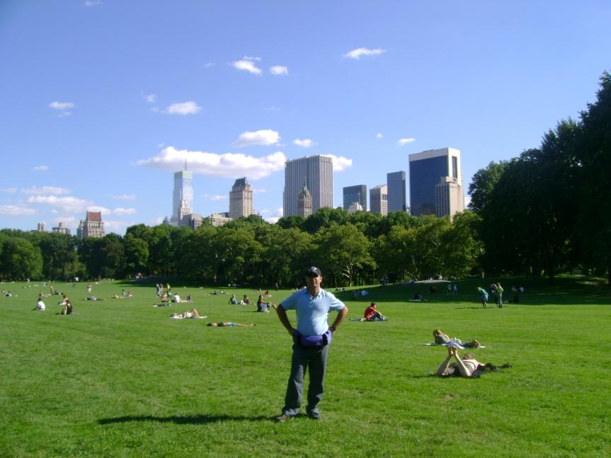 Visita a Nueva York yManhattan