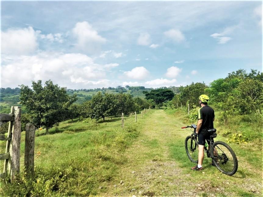 Paseito en Bici por Santagueda yAltomira