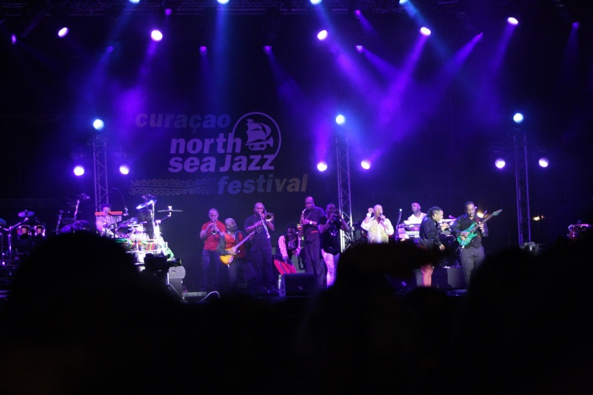 Curazao – North Sea Jazz Festival